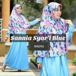 BR07569 - SANNIA SYARI BLUE