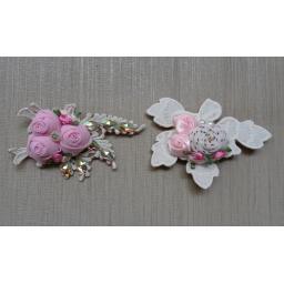 BR07607 - BROS HANDMADE FLOWER - KIRI