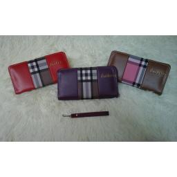 BR07615 - DOMPET BURBERRY - RED
