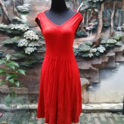 BR7886 - DRESS RED