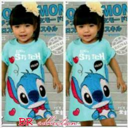 BR09091 - DRESS LILO (BR COLLECTION)