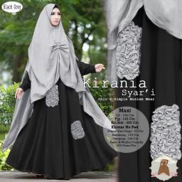 BR15067 - KIRANIA SYARI BLACK (EP)