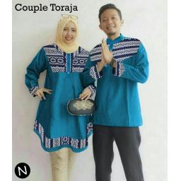 BR16919 - 11501 COUPLE TORAJA TOSCA